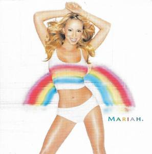 Cover - Mariah Carey: Rainbow