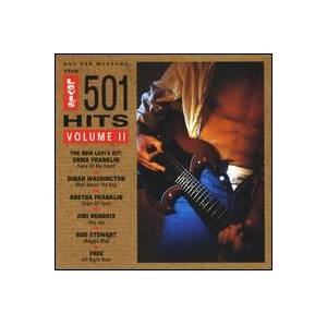 Levi's 501 Hits Volume II, The - Cover