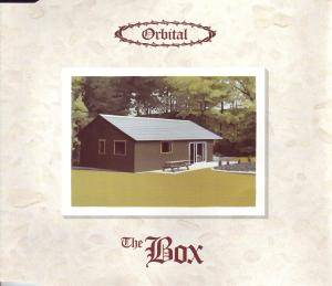 Orbital: Box, The - Cover