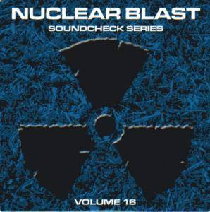 Nuclear Blast - Soundcheck Series Volume 16 - Cover