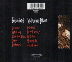 Entombed: Wolverine Blues (CD) - Bild 2