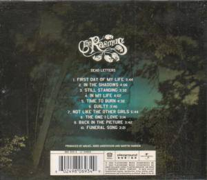 The Rasmus: Dead Letters (CD) - Bild 3