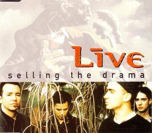 Live: Selling The Drama - Cover