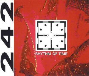 Front 242: Rhythm Of Time - Cover