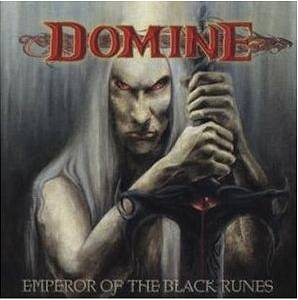 Domine: Emperor Of The Black Runes - Cover