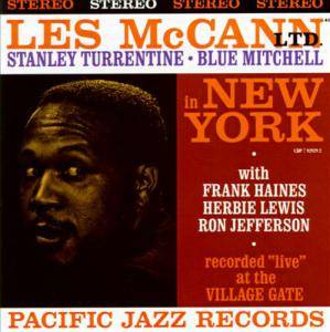 Cover - Les McCann: In New York