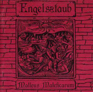 Engelsstaub: Malleus Maleficarum - Cover
