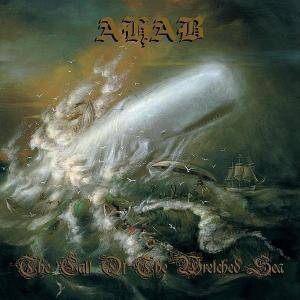 Ahab: Call Of The Wretched Sea, The - Cover