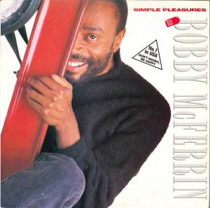 Cover - Bobby McFerrin: Simple Pleasures