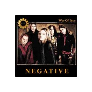 Negative: War Of Love - Cover