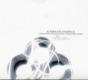 Cover - Virgin Black: Alternate Endings - The End Records Sampler 2006