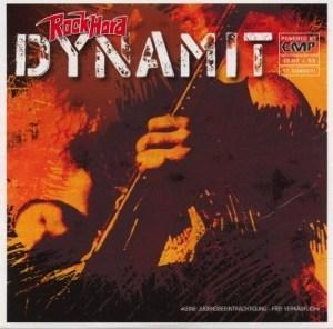 Rock Hard - Dynamit Vol. 53 - Cover