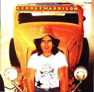 George Harrison, Beatles, The: Best Of George Harrison, The - Cover