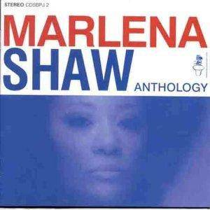 Cover - Marlena Shaw: Anthology