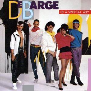 Cover - DeBarge: In A Special Way