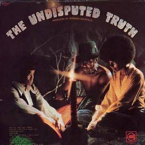The Undisputed Truth: Undisputed Truth, The - Cover