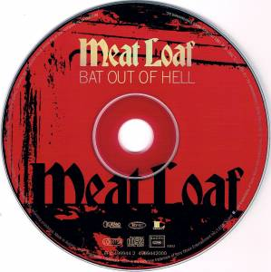 Meat Loaf: Bat Out Of Hell (CD) - Bild 3