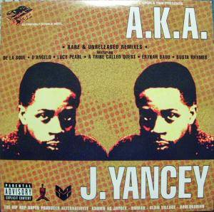 Cover - Pharcyde, The: A.K.A. J. Yanyey