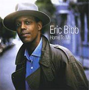 Cover - Eric Bibb: Home To Me