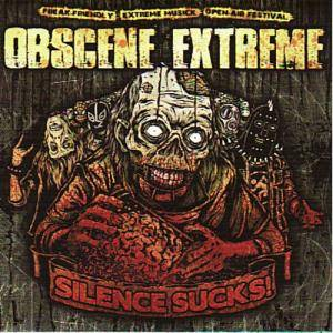 Obscene Extreme 2010 - Cover