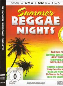 Summer Reggae Nights - Cover