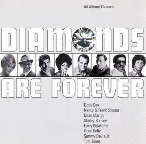 Diamonds Are Forever - 44 Alltime Classics - Cover