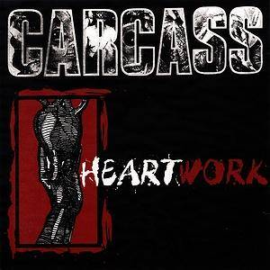 Cover - Carcass: Heartwork