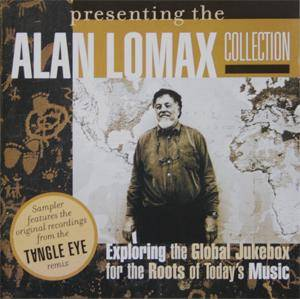 Alan Lomax Collection, The - Cover