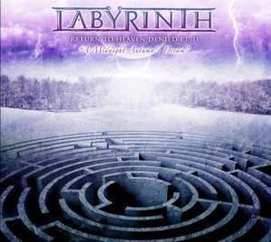 "Cover - Labyrinth: Return To Heaven Denied Pt. II - ""A Midnight Autumn's Dream"""