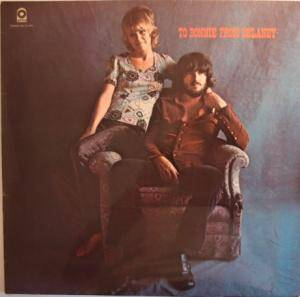Delaney & Bonnie: To Bonnie From Delaney - Cover