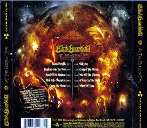 Blind Guardian: At The Edge Of Time (2-CD) - Bild 2