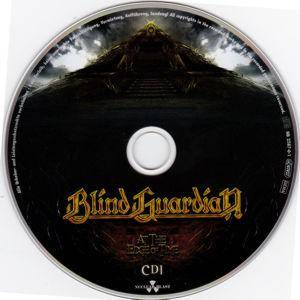 Blind Guardian: At The Edge Of Time (2-CD) - Bild 3