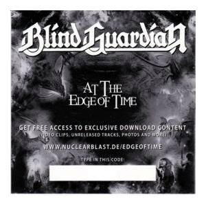 Blind Guardian: At The Edge Of Time (2-CD) - Bild 5