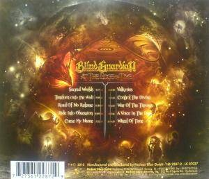 Blind Guardian: At The Edge Of Time (CD) - Bild 2