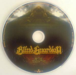 Blind Guardian: At The Edge Of Time (CD) - Bild 3