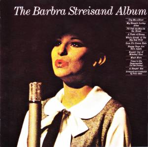 Cover - Barbra Streisand: Barbra Streisand Album, The