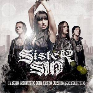 Sister Sin: True Sound Of The Underground - Cover