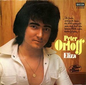 Cover - Peter Orloff: Eliza