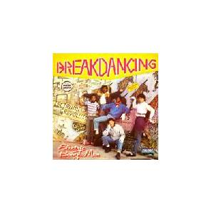 Electric Boogie Men: Breakdancing - Cover