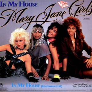 Cover - Mary Jane Girls: In My House