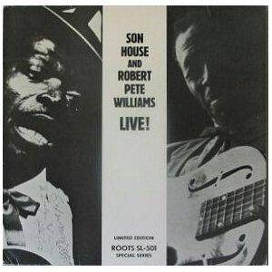 Cover - Son House: Live!