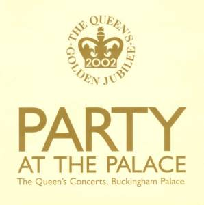 Cover - Rod Stewart & Anna Jacoby: Party At The Palace