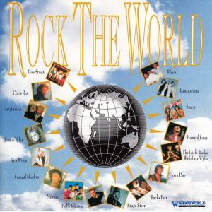 Rock The World - Cover