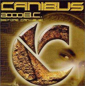 Cover - Canibus: 2000 B.C. (Before Can-I-Bus)
