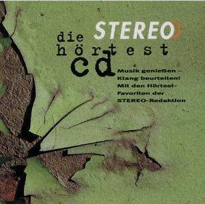 Stereo Die Hörtest CD - Cover