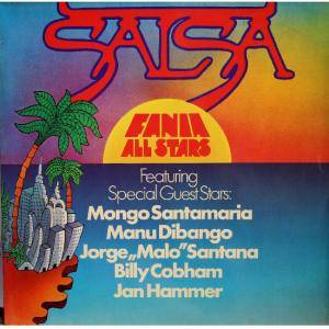 Cover - Fania All Stars: Salsa
