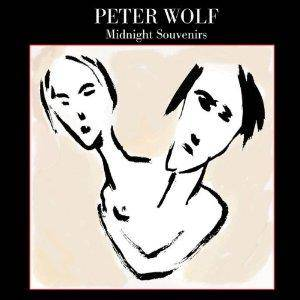 Peter Wolf: Midnight Souvenirs - Cover