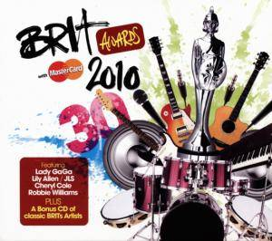 Cover - Alesha Dixon: Brit Awards 2010