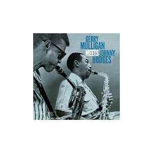Gerry Mulligan: Gerry Mulligan Meets Johnny Hodges - Cover