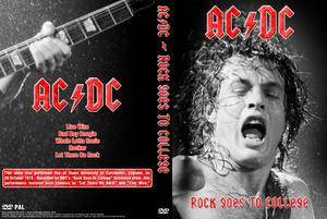 AC/DC: Rock Goes To College - Cover